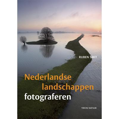 Boek over landschapsfotografie