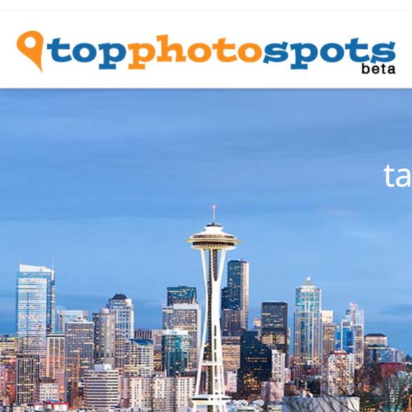 Top Photo Spots