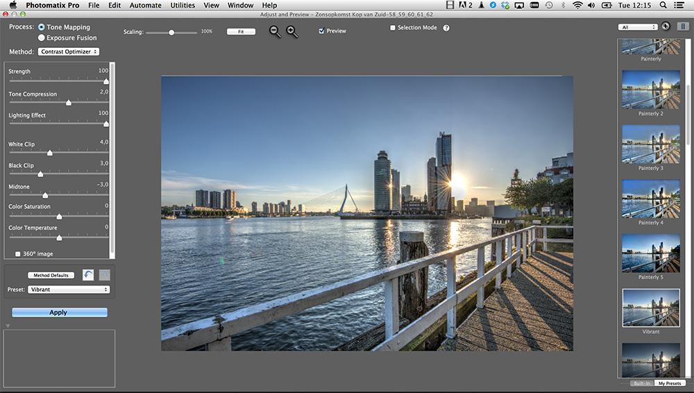 Photomatix Pro voor HDR Fotografie