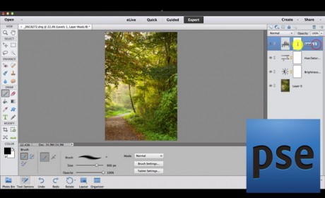 Photoshop Elements Cursus