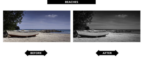 Adobe Lightroom Presets - Strand