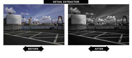 Adobe Lightroom Presets - Detail Extractor
