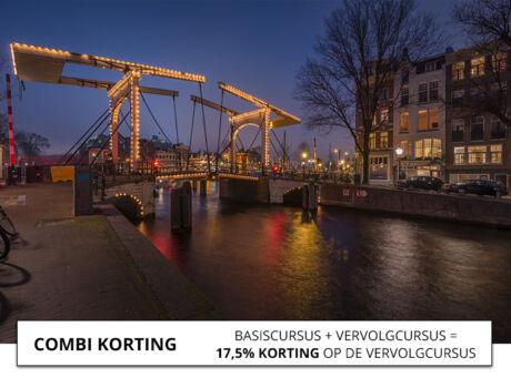 Basiscursus Fotografie in Amsterdam (Noord-Holland)
