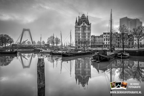 Fotograferen in Rotterdam