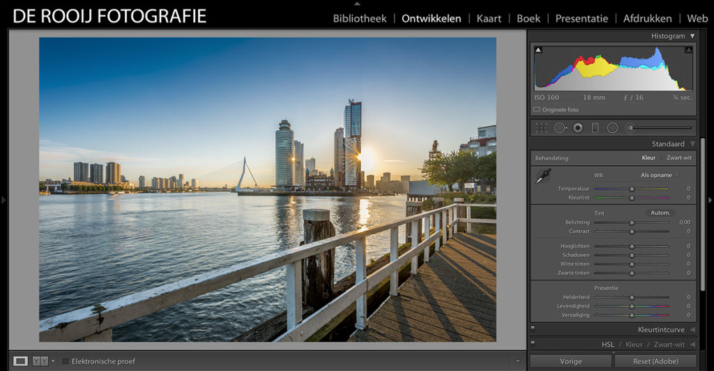 Adobe Lightroom Les