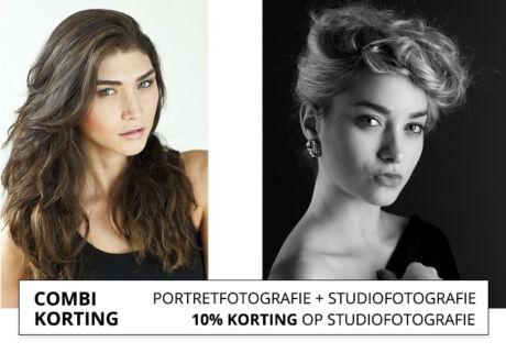 Workshop Portretfotorafie - Combinatie Korting