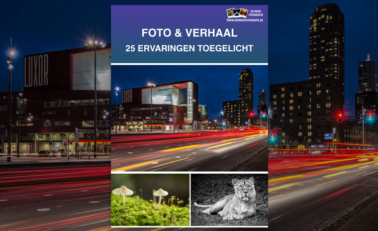 Fotografie eBook - Foto & Verhaal van Mark de Rooij