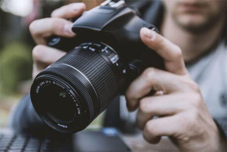 Korting fotocursus Emmen