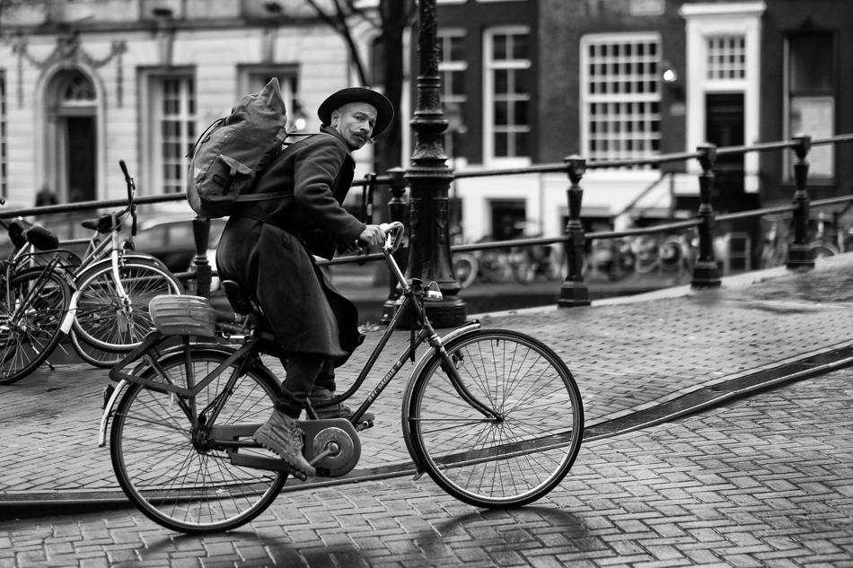 Straatfotografie in steden