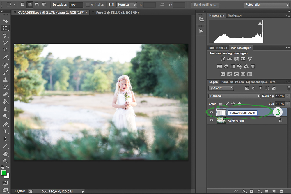 Uitleg over Maskers in Photoshop