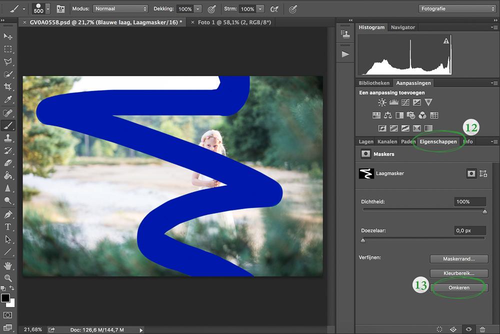 Photoshop CC Lagen