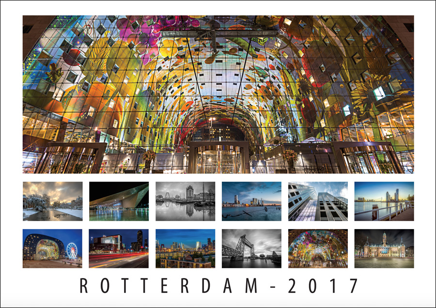 Kalender Rotterdam 2017