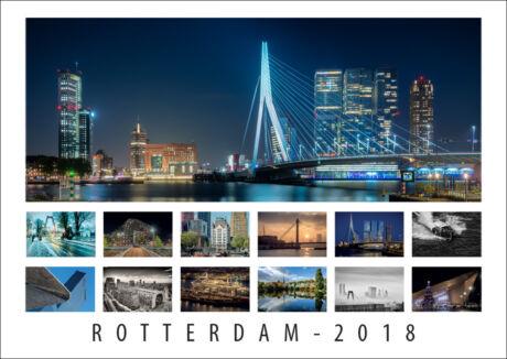 Kalender Rotterdam 2018 - Bestel online