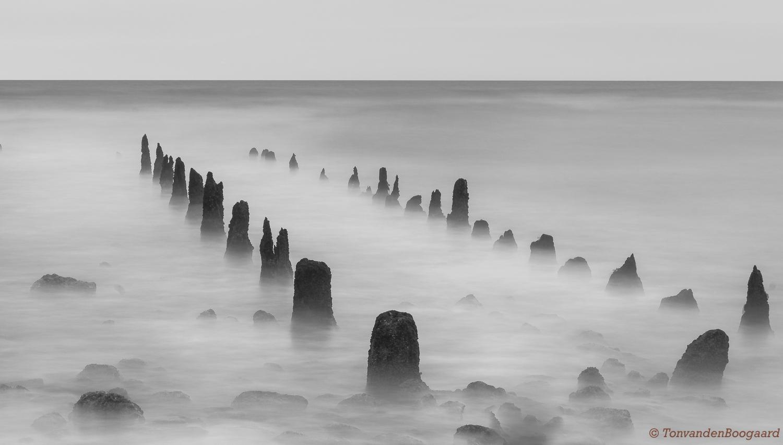 lange sluitertijd foto Ton van den Boogaard