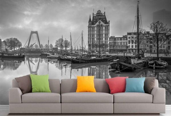 Foto Op Wanddecoratie.Wanddecoratie Rotterdam Voor Thuis En Op Het Werk De Rooij Fotografie
