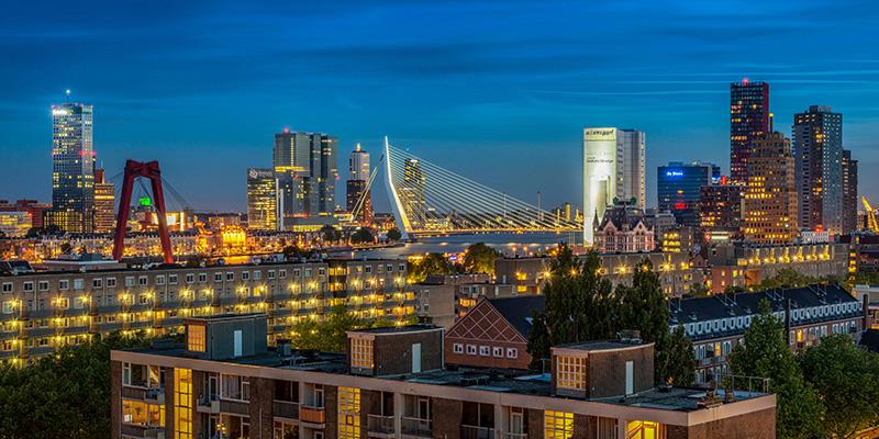 Wanddecoratie Rotterdam