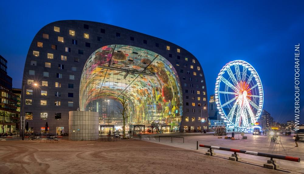 Mooiste Foto's van Rotterdam - De Markthal