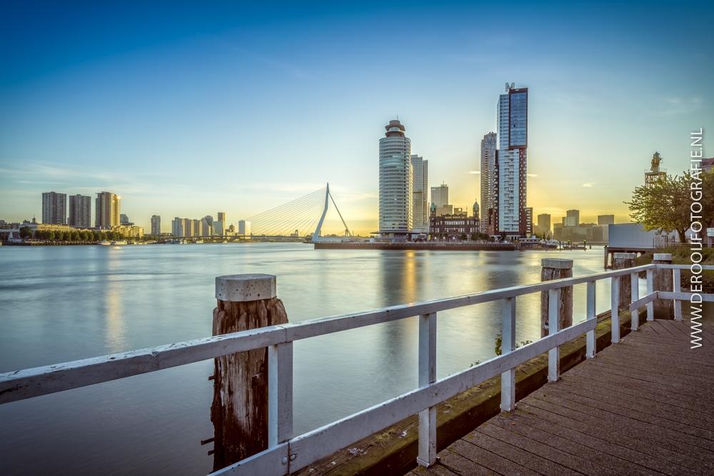 Mooiste Foto's van Rotterdam - Kop van Zuid