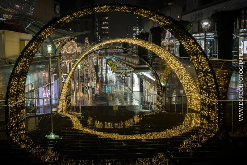 Kerstfoto Koopgoot Rotterdam