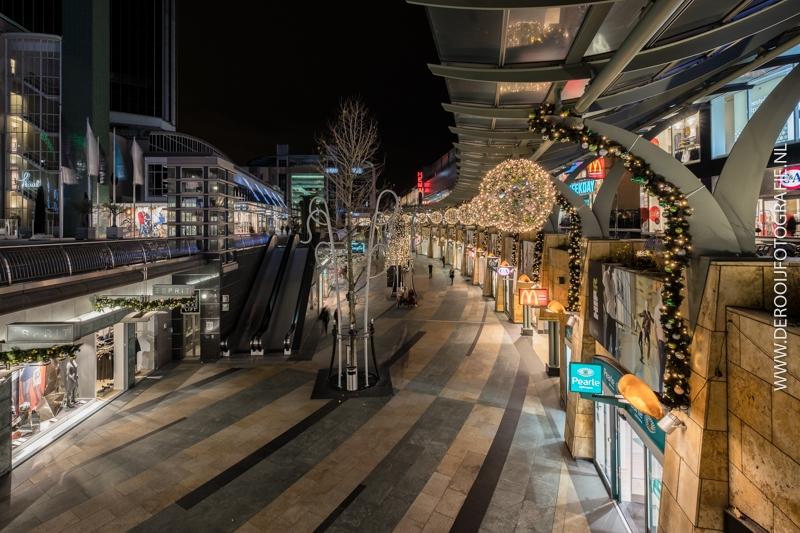Kerstverlichting Koopgoot Rotterdam