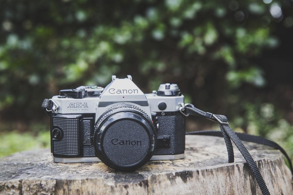 bewuster fotograferen analoog