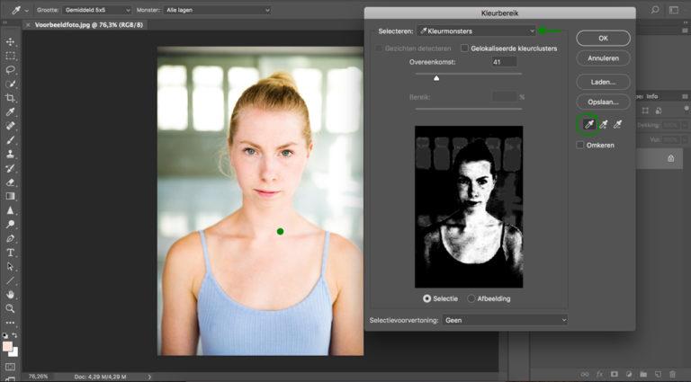 03 huidskleur aanpassen photoshop