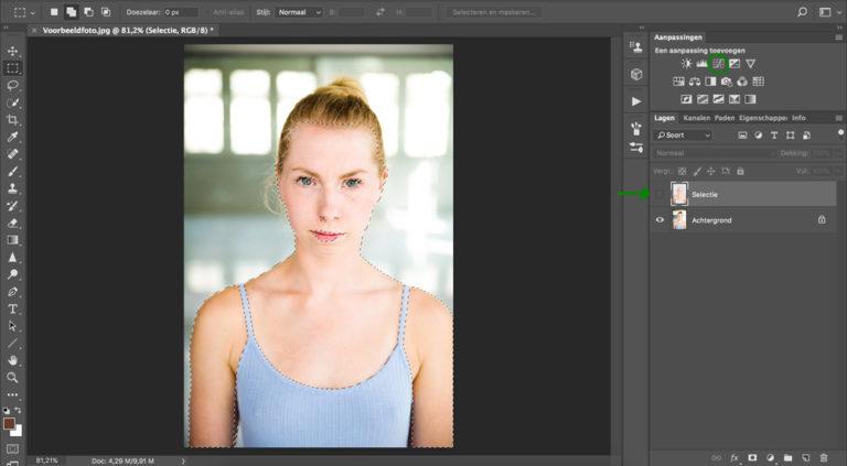 12 photoshop huidskleur aanpassen