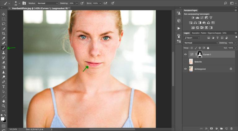 15 photoshop huidskleur aanpassen