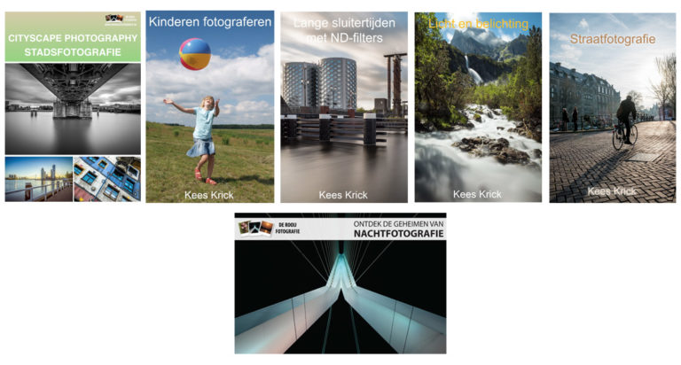 Gratis Fotografie eBook bij de Fotografie Opleiding