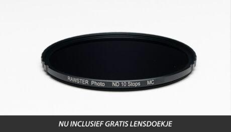 RAWSTER Photo - 10 Stops Grijsfilter