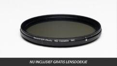 RAWSTER Photo - Variabel grijsfilter (2 t/m 8 stops)