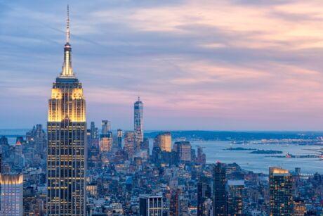 Fotoreis New York - Zonsondergang Top of the Rock