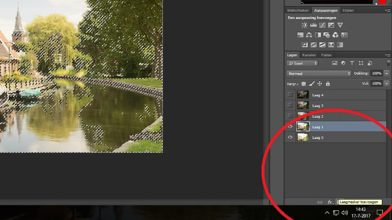 Luminantiemasker maken in Photoshop