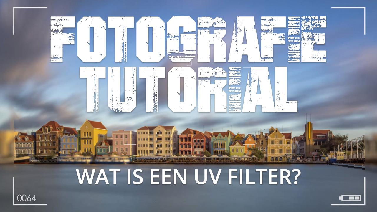 Wat is een UV filter
