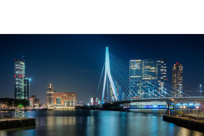 Mooiste foto van Rotterdam bestellen