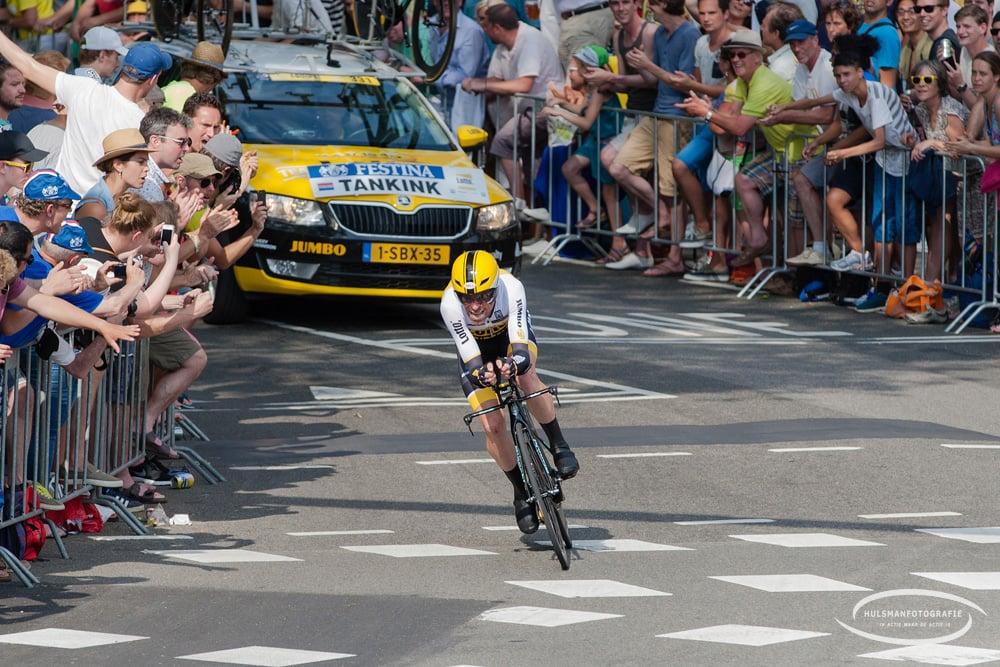 Sportfotografie tips voor wielrennen