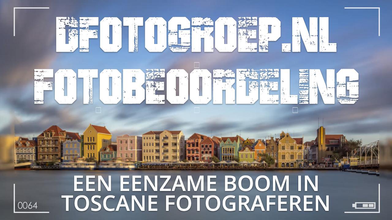 Dfotogroep.nl beoordeling 003, Toscane, lange sluitertijd fotografie