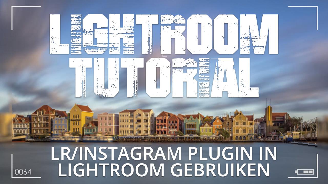 LR Instagram plugin voor Lightroom