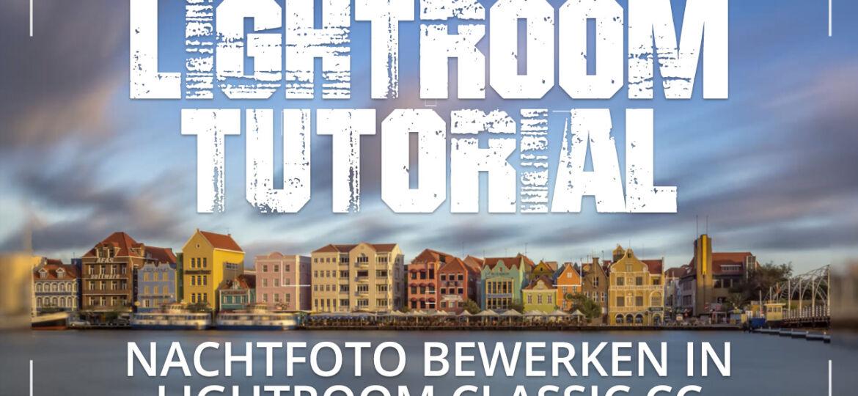 Nachtfoto bewerken in Lightroom Classic CC , Color Efex Pro