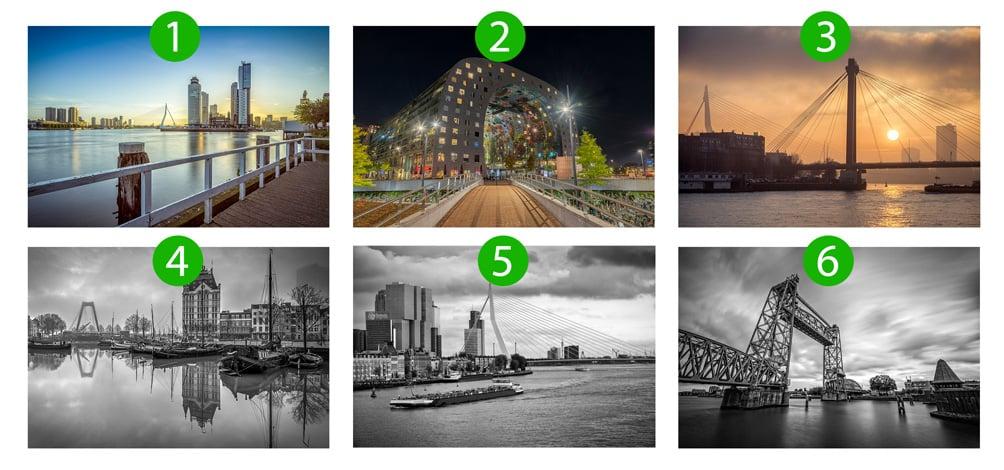 Fine Art Foto's Rotterdam - Complete Collectie