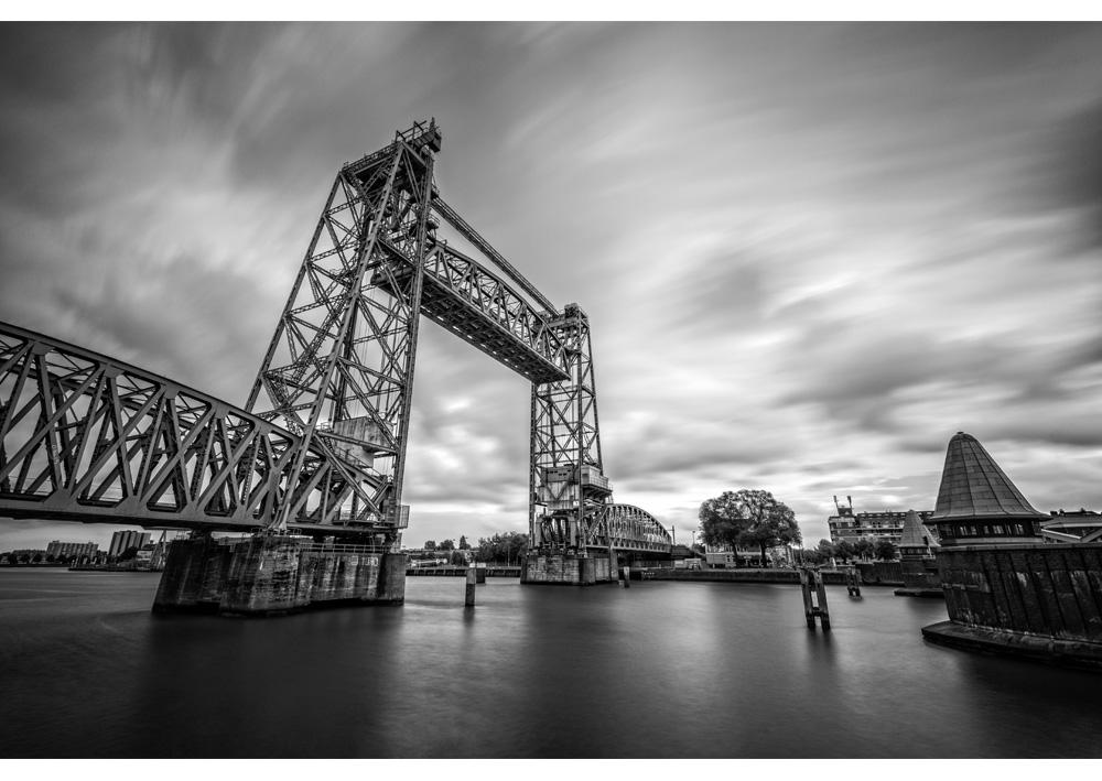 Fine art foto - De Hef in Rotterdam