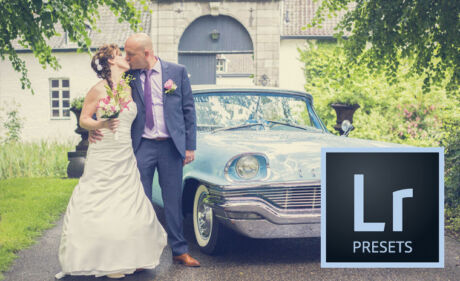 Lightroom Presets - Huwelijksfotografie
