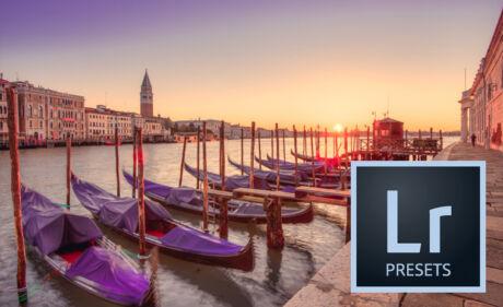 Adobe Lightroom presets - Film Pastelkleuren