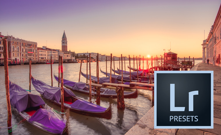 Adobe Lightroom presets - Film Pastelkleuren