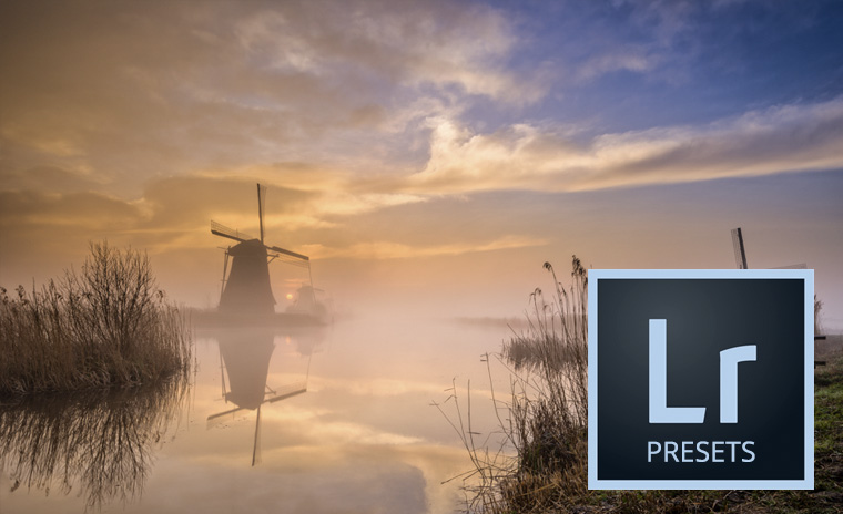 Lightroom presets - Landschapsfotografie