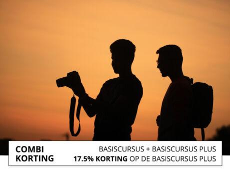 Basiscursus Fotografie Plus in Groningen