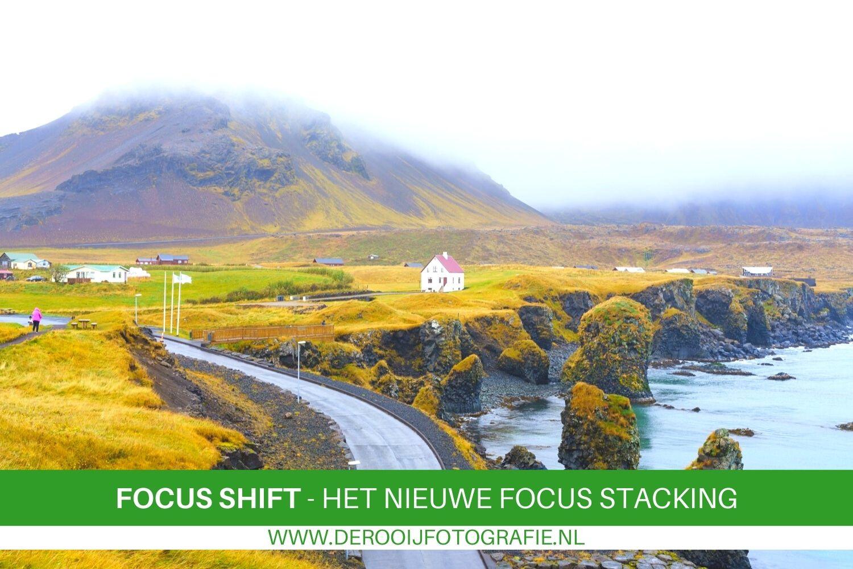 focus shift als het nieuwe focus stacken