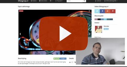 Videobeoordelingen Fotografie Opdrachten - Online Fotoclub