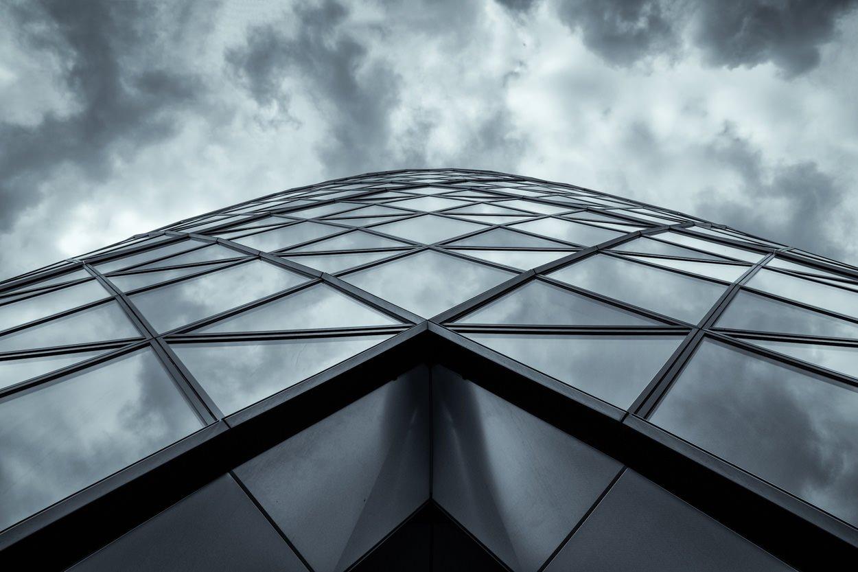Beste foto's van Londen - The Gherkin (de augurk)