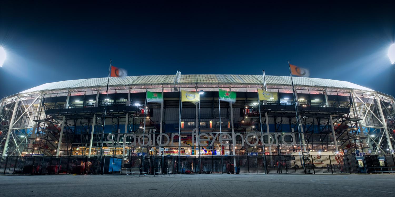 Mooiste foto van De Kuip - Stadion Feyenoord in Rotterdam